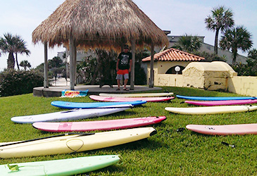 Surf Board Rentals Daytona Beach