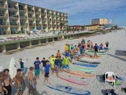 surf school for teens daytona beach